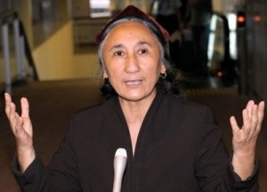 Rebiya Kadeer, President of the Uighur American Association