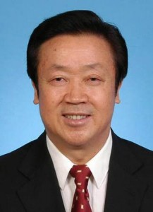 Wang Shengjun, President of the Supreme People's Court