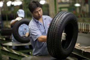 Made in China - Tires