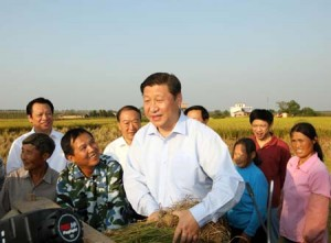 Heir Apparant?  Current Vice President of China, Xi Jinping