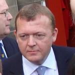 Danish Prime Minister Lars Lokke Rasmussen, trying to save the Copenhagen Conference