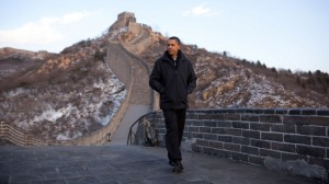 Obama discussed another great wall on Monday - China's internet firewall