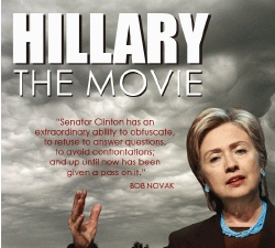 What started it all - Hillary the Movie