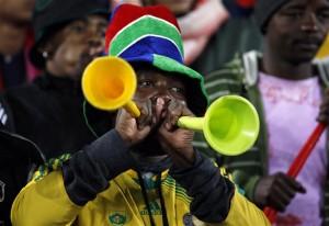 Vuvuzela - Made in China