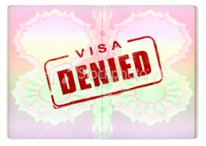 visa denied