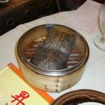 Steamed Glutinous Rice & Pork Wrapped in Lotus Leaf