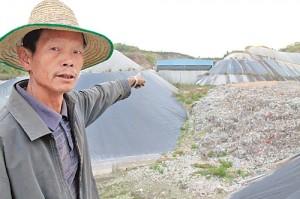 Farmer in Pingnan