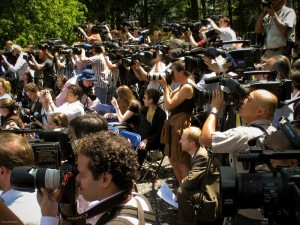 Media attention is important in environmental litigation