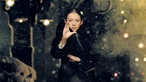 The most intense 5 minutes of film - Zhang Ziyi ready to do battle