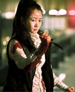 Xiao Yu in her murderous rage