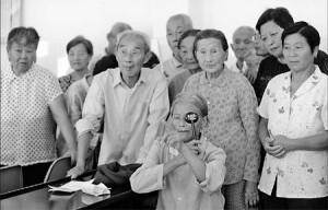 China's increasing elderly population