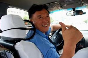 Beijing cab driver looking for democracy