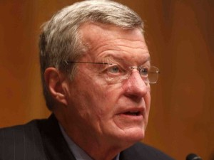 Max Baucus, will be dealing with more than just  trade as new Ambassador to China
