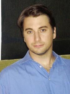 Author Peter Manseau