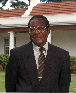 Robert Mugabe, No Visa for You!