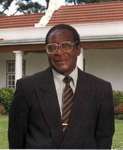 Robert Mugabe, No Visa for You!