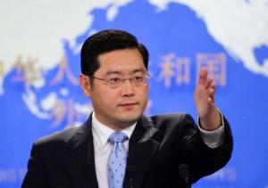 MOFA spokesperson Qin Gang
