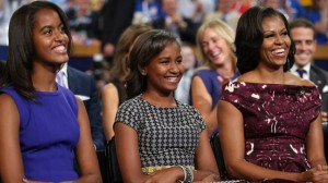 The Obama Ladies - Set to Take the Middle Kingdom by Storm