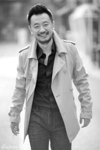 Actor Huang Haibo