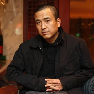 Chinese film director Lou Ye
