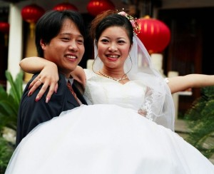 Getting Married in China - bliss until you realized you are not on the deed!