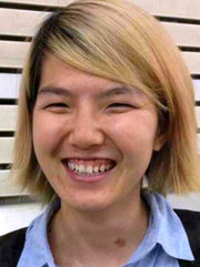 Another detained activist, Li Tingting, 25 and Beijing-based manager of the LGBT program at the Beijing Yirenping Center