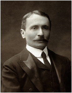 Sir Aurel Stein, 1909