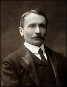 Sir Aurel Stein, 1909