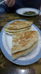 Amazing Scallion Pancakes