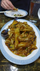 World's best Sichuan Eggplant? Yes!