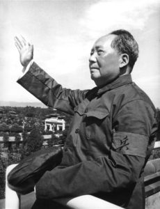 Mao Zedong uses the Cultural Revolution to regain power and legitimize his ideology